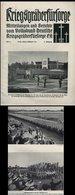 WW II Heft 30 X 22 Cm Kriegsgräberfürsorge ,Oktober 1935 , Illustriert: 16 Seiten ,Adolf Hitler , SA Stabschef Lutze , - Allemagne