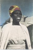 Tchad - Binder , Jeune Fille Foulbé. - Tschad