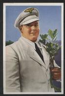 WW II Franck Sammelbild 10,5 X 7 Cm , Olympiade 1936 Berlin, S.19 Bild 1 : Sport , Gewichtheben ,Josef Manger , Deutsc - Olympische Spiele