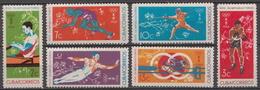 Cuba MNH Set - Summer 1964: Tokyo