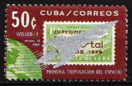 Cuba MNH Stamp - Space
