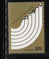 Venezuela 1979 Rotary Club Of Caracas 50th Anniversary MNH - Venezuela