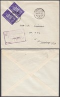 Luxembourg 1952 - Lettre De La Société Des Chemins De Fer Luxembourgeois - RARE (BE) DC3749 - Luxembourg
