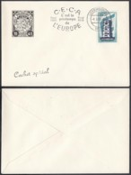 Luxembourg 1958 -Lettre Cachet Spécial Avec Nº516 (BE) DC3767 - Luxembourg
