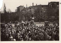 Foto Von Veranstaltung Ca 1930 - Leider Unbekannt Stadt Platz - Fotografie