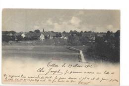 23185 - Romanel + Cachets Linéaire Romanel Sur Lausanne Et Régional 1903 - VD Vaud