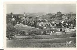 43 Le Puy En Velay   Vue Generale Des 4 Rochers - Le Puy En Velay