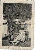 Familienfoto In Tracht 1925 - Foto Eiteneuer In Mettmach ? - Fotografie