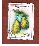 MADAGASCAR -  SG 897  -   1992  FRUITS: AVOCADOS    -  USED° - Madagascar (1960-...)