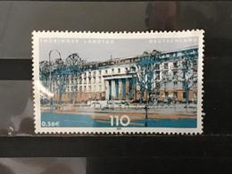 Duitsland / Germany - Parlementsgebouwen (110) 2001 - Gebruikt