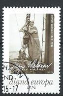 Aland 2015 N° 407 Oblitéré Mon Aland Taria Halonen - Aland
