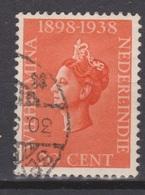Nederlands Indie 238 Used ; Koningin, Queen, Reine, Reina Wilhelmina 1938 Netherlands Indies PER PIECE - Nederlands-Indië