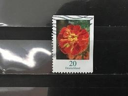 Duitsland / Germany - Bloemen (20) 2007 - Gebruikt