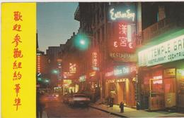 New York > New York City >  Chinatown - New York City