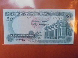 VIETNAM(SUD) 50 DÔNG 1969 PEU CIRCULER/NEUF - Viêt-Nam