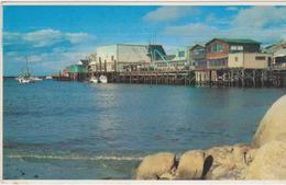 California-monterey's Famous Fischerman's Wharf - Stati Uniti