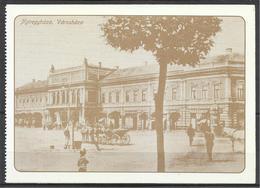 Hungary, Nyiregyhaza, City Hall, Around 1910, Reprint. - Hongrie