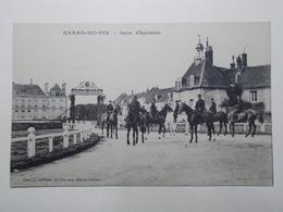 Carte Postale  - HARAS DU PIN (61) - Leçon D'Equitation (3213) - Autres Communes