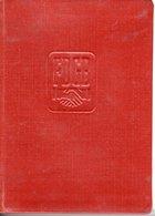 Mitgliedsausweis Freier Deutscher Gewergschaftsbund FDGB 1961 Wappendorf Bei Gera - Alte Papiere