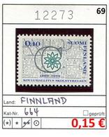 Finnland - Finland - Suomi - Finlande - Michel 664 - ** Mnh Neuf Postfris - - Ungebraucht