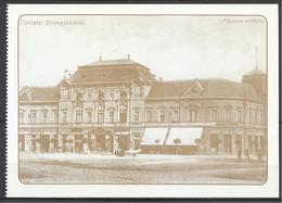 Hungary, Nyiregyhaza, Hotel Korona(Crown), Around 1910, Reprint. - Hongrie