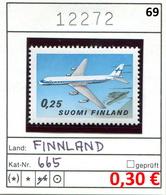 Finnland - Finland - Suomi - Finlande - Michel 665 - ** Mnh Neuf Postfris - - Ungebraucht