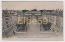 Nancy (54) La Place Carrière, Le Palais Du Gouvernement, Neuve - Nancy