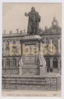Nancy (54) Statue De Stanislas Et Hotel De Ville, Neuve - Nancy
