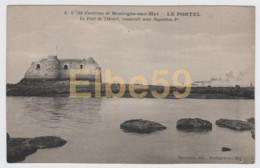 Le Portel (62) Le Fort De L'Heurt Construit Sous Napoléon Ier, Neuve - Le Portel