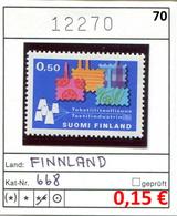 Finnland - Finland - Suomi - Finlande - Michel 668 - ** Mnh Neuf Postfris - - Ungebraucht