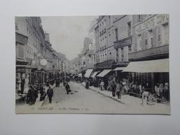 Carte Postale  - St LO (50) - La Rue Tortenen (3217) - Saint Lo