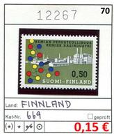 Finnland - Finland - Suomi - Finlande - Michel 669 - ** Mnh Neuf Postfris - - Ungebraucht