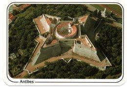ANTIBES : Le Fort-Carré - Vue Aérienne - Antibes