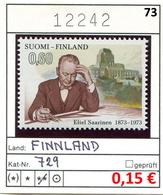 Finnland - Finland - Suomi - Finlande - Michel 729 - ** Mnh Neuf Postfris - - Ungebraucht
