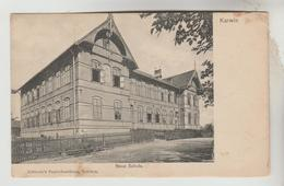 CPA PIONNIERE DREZDENKO (Pologne) - KARWIN Neue Schule - Pologne
