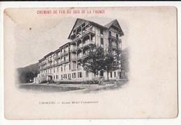 CPA - France 06 - Thorenc - Grand Hôtel Climatérique - Carte Précurseur  -  Achat Immédiat - Hotels & Restaurants
