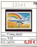 Finnland - Finland - Suomi - Finlande - Michel 738 - ** Mnh Neuf Postfris - - Ungebraucht