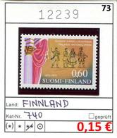 Finnland - Finland - Suomi - Finlande - Michel 740 - ** Mnh Neuf Postfris - - Ungebraucht