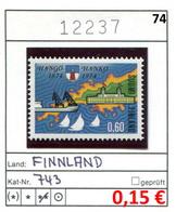 Finnland - Finland - Suomi - Finlande - Michel 743 - ** Mnh Neuf Postfris - - Ungebraucht