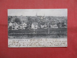 View Of    Middletown     New York >  Ref    3560 - NY - New York