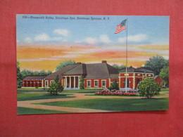Roosevelt Baths  Saratoga Spa    Saratoga Springs  New York >  Ref    3560 - Saratoga Springs