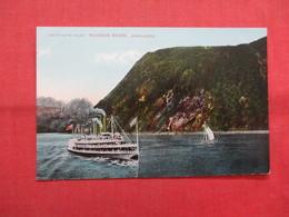 """Anthony""s Nose""  Hudson River Highlands   New York >  Ref    3560 - Steamers"