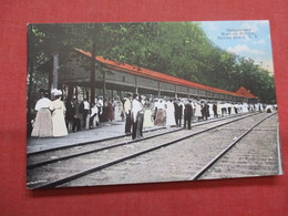 Ontario & Western Station  Sylvan Beach  New York >  Ref    3560 - NY - New York