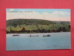 Haskell Point  Little York Lake     New York >  Ref    3560 - NY - New York