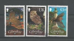 Gibraltar 2012 Rock Birds Y.T. 1473/1475 (0) - Gibraltar