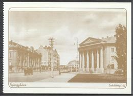 Hungary, Nyiregyhaza, Széchényi Street, Around 1910, Reprint. - Hongrie