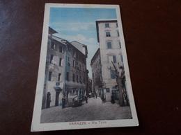 B733  Varazze Via Teiro Non Viaggiata Cm14x9 Presenza Alcune Macchie - Italien