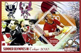 Stamps 2020 Olympic Games Tokyo Handball - Hand-Ball