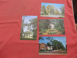 4 Card Lot---Litchfield    Connecticut  >  Ref    3561 - United States
