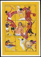Soccer Football St.Vincent KB 3622/30 1996 Olympics Atlanta MNH ** - Soccer